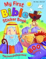 My First Big Bible Sticker Book : Play Learn Read - Vic Parker