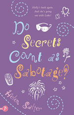 Do Secrets Count As Sabotage? - Helen Salter