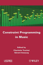 Constraint Programming in Music : ISTE
