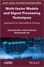Multi-factor Models and Signal Processing Techniques - J. Emmanuelle