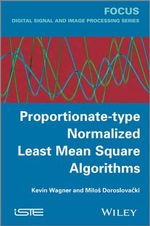 Proportionate-Type Normalized Least Mean Square Algorithms - Kevin Wagner