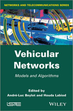 Vehicular Networks : Models and Algorithms