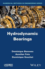 Hydrodynamic Bearings - Dominique Bonneau