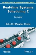 Real-Time Systems Scheduling 2 : Focuses