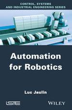 Automation for Robotics - Luc Jaulin
