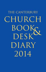 The Canterbury Church Book and Desk Diary 2014 : A Monster High Doodle Book - Canterbury Press