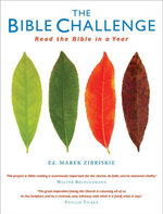 The Bible Challenge : Read the Bible in a year - Marek Zabriskie