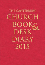 The Canterbury Church Book and Desk Diary 2015