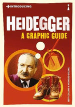 Introducing Heidegger : A Graphic Guide - Jeff Collins