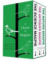 A Charm of Magpies : A Box Set Containing the Science Magpie, the Antiques Magpie and the Nature Magpie - Simon Flynn