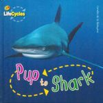 Pup to Shark : Life Cycles - Camilla de la Bedoyere