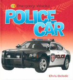 Police Car : QED Emergency Vehicles - Chris Oxlade