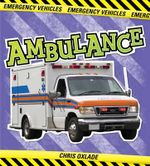 Ambulance : QED Emergency Vehicles - Chris Oxlade