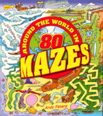 Around the World in 80 Mazes - Andy Peters