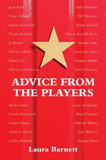 Advice from the Players - Laura Barnett