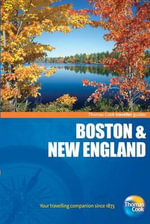 Boston and New England : TRAVELLERS - Robert Holmes
