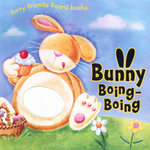 Bunny Boing-Boing : Furry Friends Board Books - Hannah Wood
