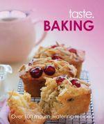 Baking : Taste.