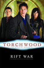 Torchwood : Rift War - Brian Williamson