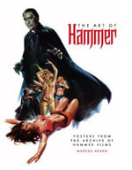 The Art of Hammer : Posters from the Archive of Hammer Films - Marcus Hearn