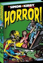 The Simon and Kirby Library : Horror - Joe Simon