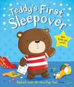 Teddy's First Sleepover - Mike Byrne