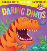 Daring Dinos - Jack Tickle