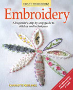 Embroidery : Craft Workbook - Charlotte Gerlings