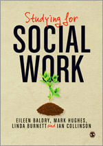 Studying for Social Work - Eileen Baldry