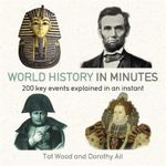 World History in Minutes : 200 Key Concepts Explained in an Instant - Tat Wood