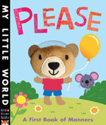 Please : A First Book of Manners - Fhiona Galloway