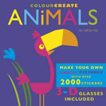 Colour Create : Animals - Jenny Broom