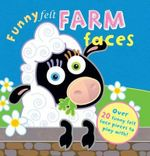Funny Felt Faces Farm - Hannah Wilson