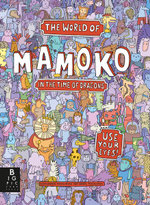 Mamoko in the Time of Dragons - Aleksandra Mizielinski