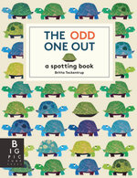 The Odd One Out - Britta Teckentrup