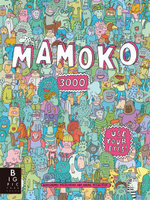 The World of Mamoko in the Year 3000 - Aleksandra Mizielinski
