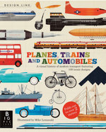 Design Line : Planes, Trains & Automobiles - Chris Oxlade