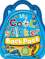 My Cool Sticker Backpack - Chris Scollen