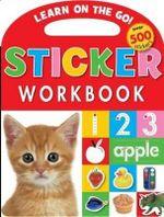 Learn on the Go Sticker Workbook - Katie Cox