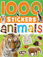 1000 Stickers Animals : 1000 Stickers - Tim Bugbird