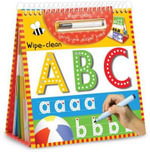 Wipe Clean ABC Easel - Karen Morrison