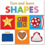 Turn and Learn Shapes - Sarah Creese