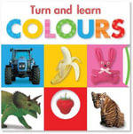 Turn and Learn Colours - Sarah Creese