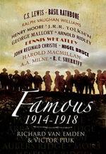 Famous : 1914-1918 - Richard Van Emden