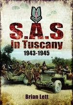 SAS in Tuscany 1943-45 - Brian Lett