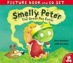 Smelly Peter the Great Pea Eater : Includes CD - Steve Smallman