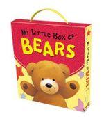 My Little Box of Bears : 5 Book Set - Various
