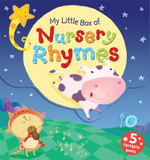 My Little Box of Nursery Rhymes : 5 Book Set - Various
