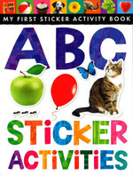 ABC Sticker Activities - Little Tiger Press