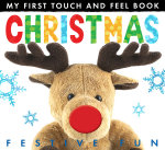 My First Touch and Feel Book : Christmas - Little Tiger Press